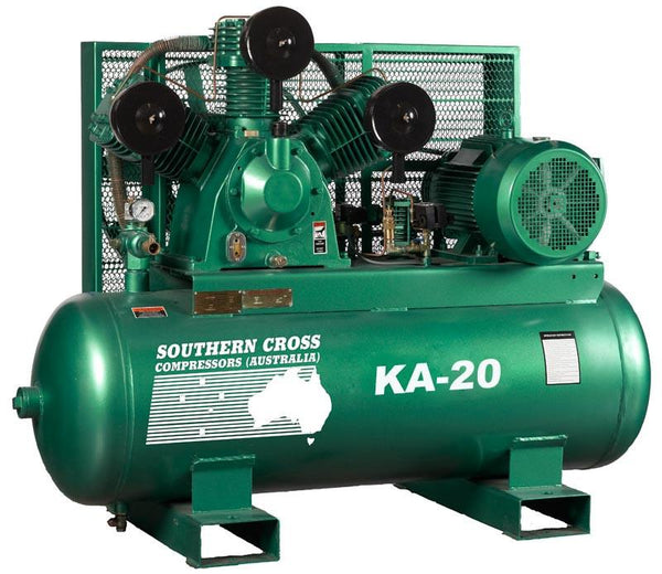 Air Compressors -Recip