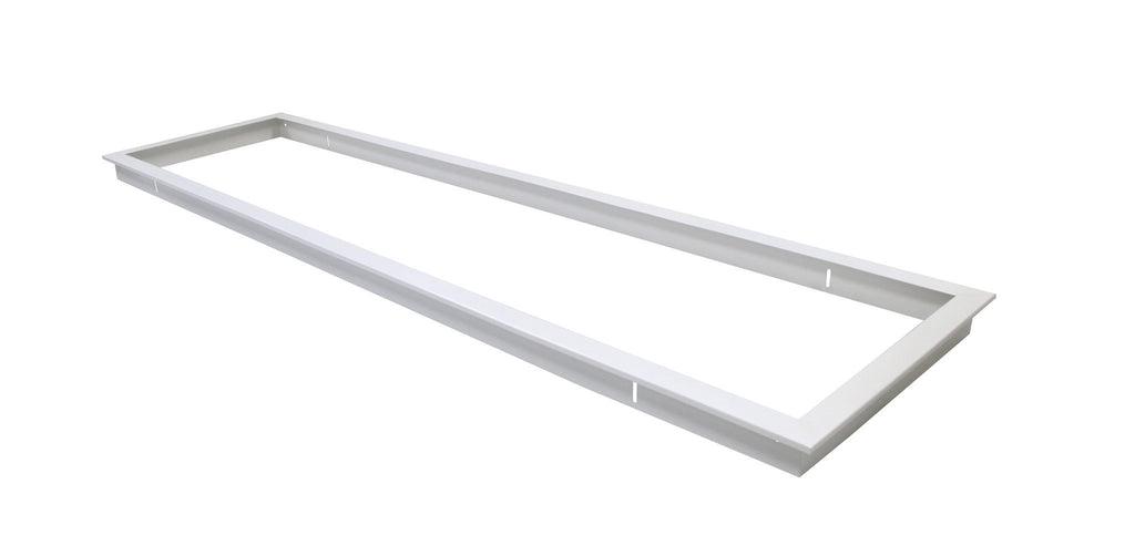 LED Panel SURFACE and RECESS TRIM WHITE