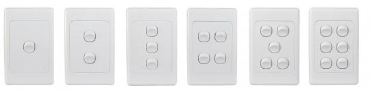 ELL Light Switches