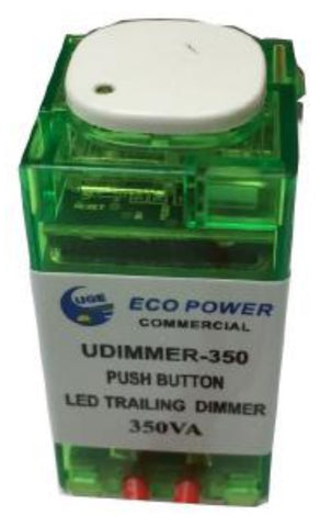 Push Button LED Dimmer 10W-350W 10-100%