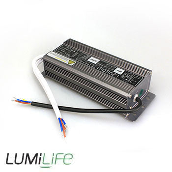 Lumilife - New 60 Watt LED Transformer/Driver for Powering 12 volt LED Lighting
