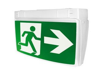 Exit / Emergency Light - Surface Mount