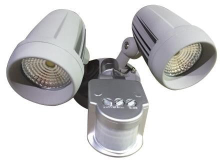 LED Security Spotlight - 36W - 2600 Lumens