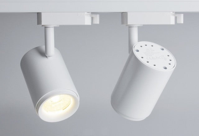 12w cree dimmable led track light uge eco light led 12w cree dimmable led track light uge aloadofball Choice Image