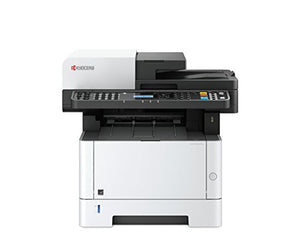 Kyocera 1102S22US0 Model ECOSYS M2635DW Monochrome Multifunctional Laser Printer - Up to 37 B&W PPM - Print, Scan, Copy and Fax - Resolution 600 x 600 DPI, Up To Fine 1200 x 1200 DPI: Gateway