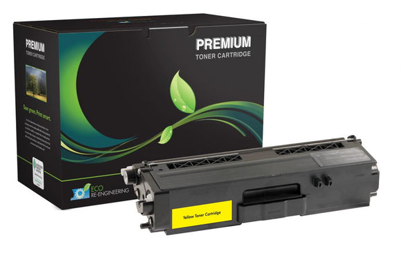 Brother TN339 Super High Yield Yellow Toner Cartridge