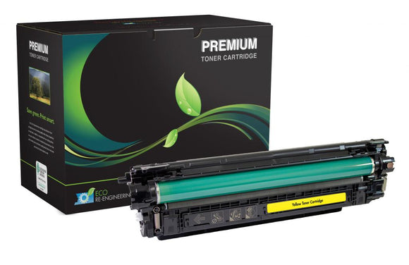 Yellow Toner Cartridge for HP CF362A (HP 508A)