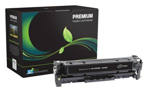Extended Yield Black Toner Cartridge for HP CF380X (HP 312X)