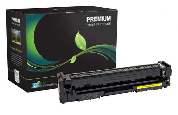 High Yield Yellow Toner Cartridge for HP CF502X (HP 202X)