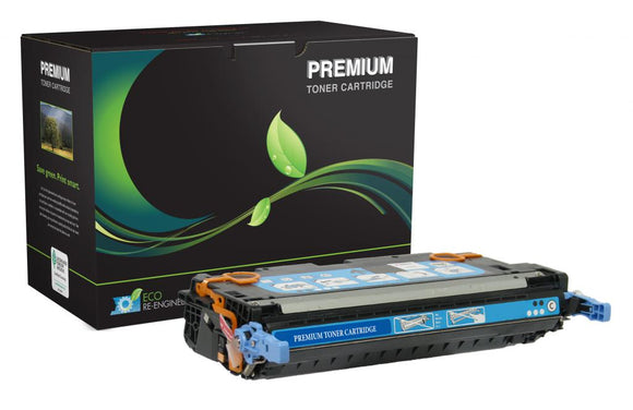 Cyan Toner Cartridge for HP Q6471A (HP 502A)