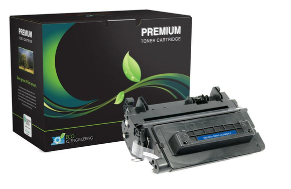 Extended Yield Toner Cartridge for HP CE390A (HP 90A)