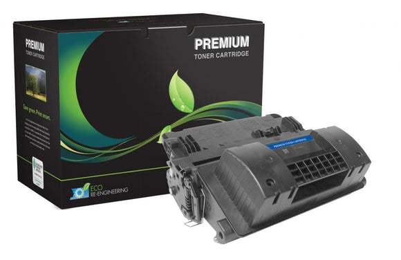 Remanufactured  HP 64X CC364X Black High-Yield LaserJet Toner Cartridge