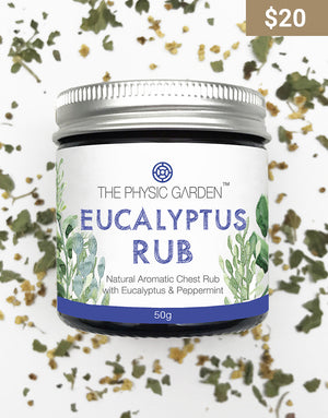 Eucalyptus Rub - Earth Interiors
