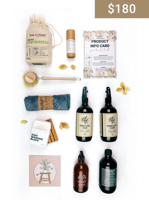 Green Clean Home Bundle - Earth Interiors
