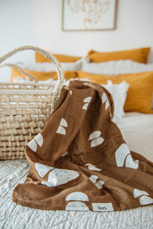 Umber Swaddle - Earth Interiors