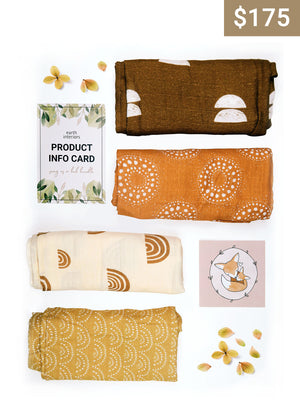 Snug as a Bub Bundle - Earth Interiors