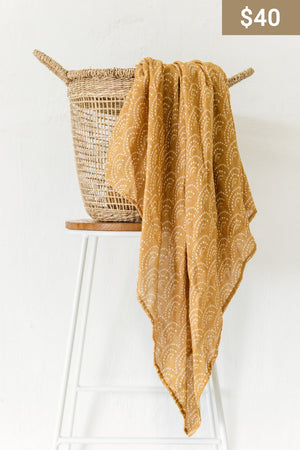 Sunset Swaddle - Earth Interiors