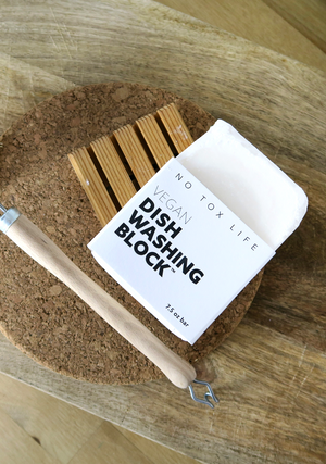 Dish Washing Block - Earth Interiors