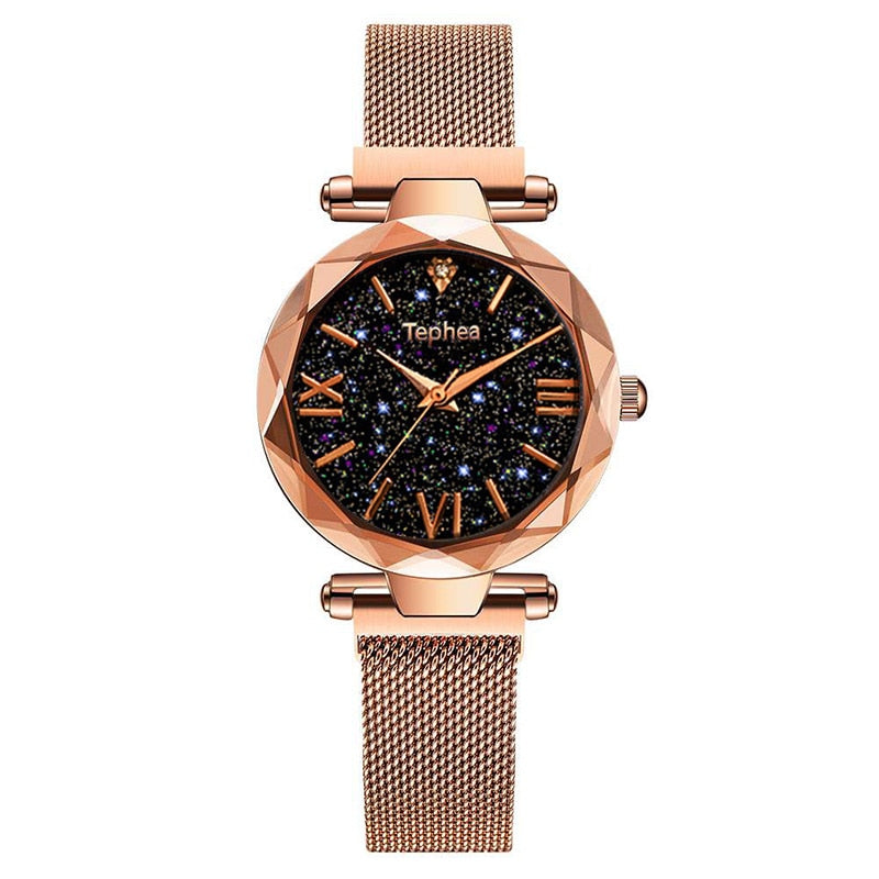 Luxury Women Rose Gold Watch - TKwatches