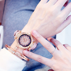 Luxury Leather Women watch 2019 - TKwatches