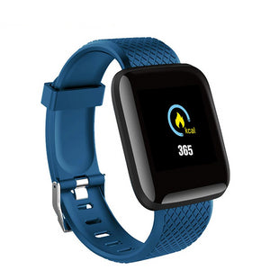 Smart watch fitness tracker
