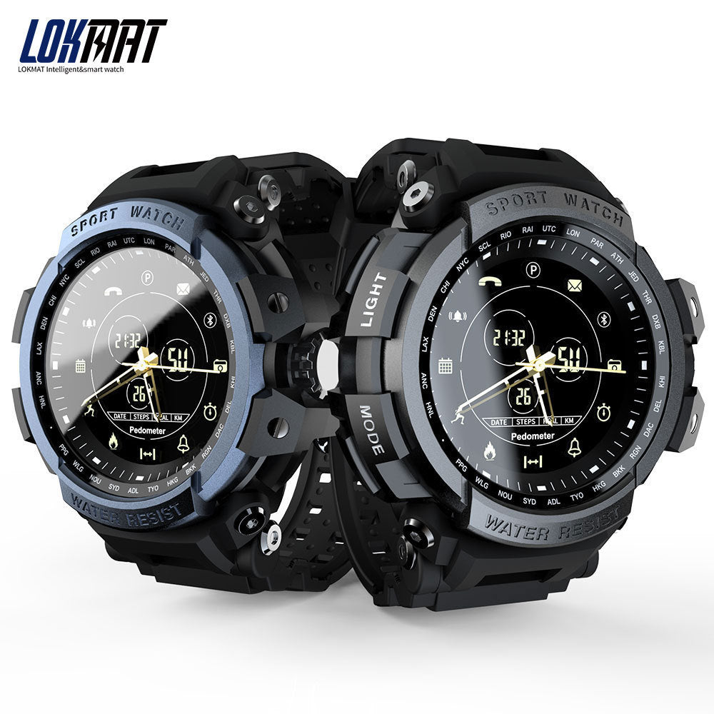 LOKMAT Sport Smart Watch Professional 5ATM