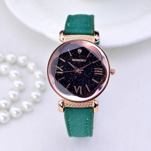 dames casual quartz horloge