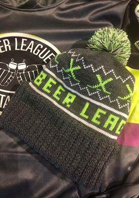 THE Official ODR Toque of Beer Leaguers