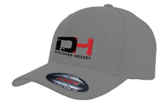 Discover Hockey - Flexfit Hat