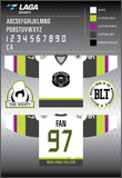 Beer League Talk Jersey