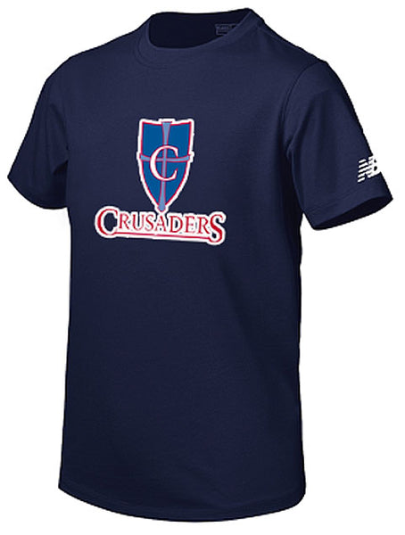 Crusaders performance T shirt - YOUTH