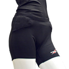 ZOOMBANG - Female Volleyball Shorts with Pelvic, Hip, TB pads