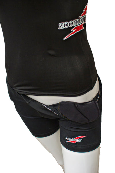 ZOOMBANG - Female Volleyball Shorts with Pelvic Pad