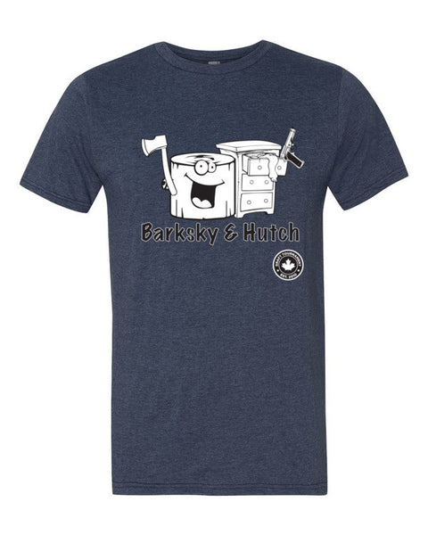 The Barksky & Hutch t-shirt