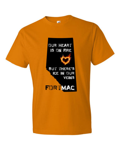 Fort Mac t-shirt