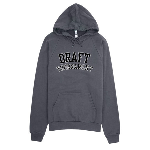 Draft Tournament Lettered Hoodie
