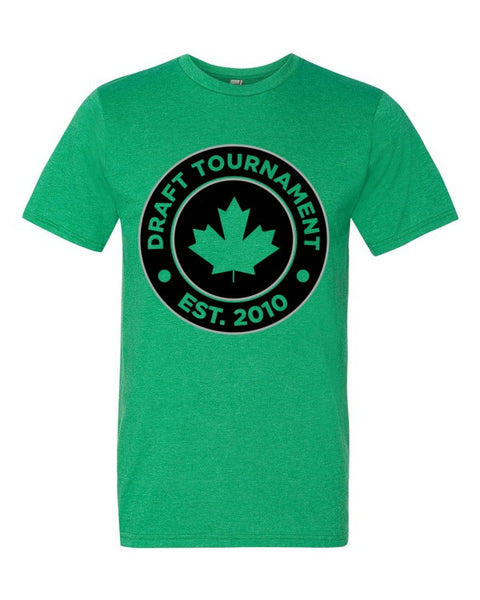 Draft Tournament Canada t-shirt Transparent