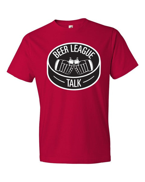 Beer League Talk t-shirt