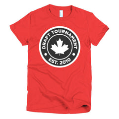 Draft Tournament Women's t-shirt - Canada