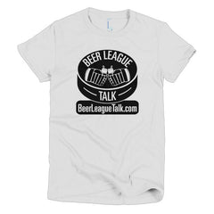 Beer League Talk Official Women's t-shirt