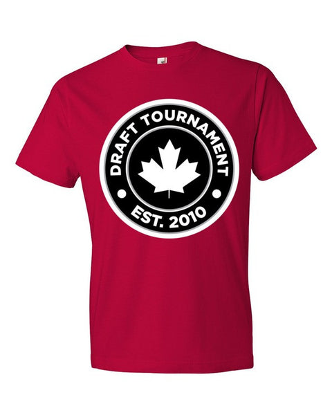 Draft Tournament Canada t-shirt