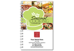 Seasonal Cooking Cookbook - NEW!