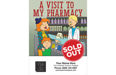 """A Visit to My Pharmacy"" Coloring Book"