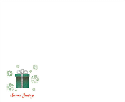 Season's Greetings Envelope - Prestige Size