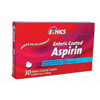 Ethics Aspirin 100mg 90s