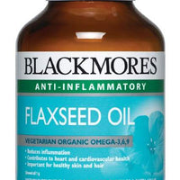 Blackmores Flaxseed Oil 1000mg cap 100