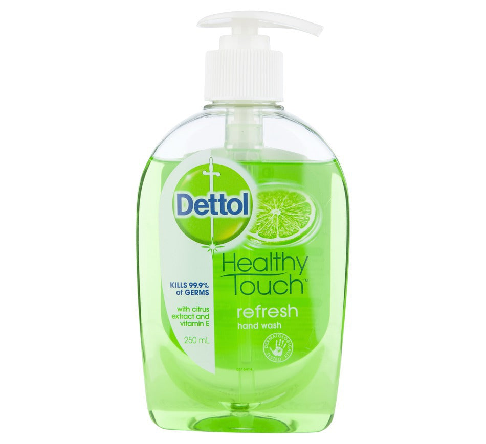 Dettol Hand Wash Fresh pump 250ml