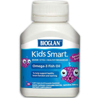 BIOGLAN Kids Smart Fish Oil 50s