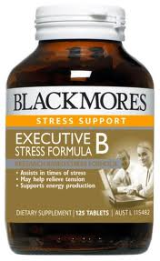Blackmores Executive B Stress tabs 125