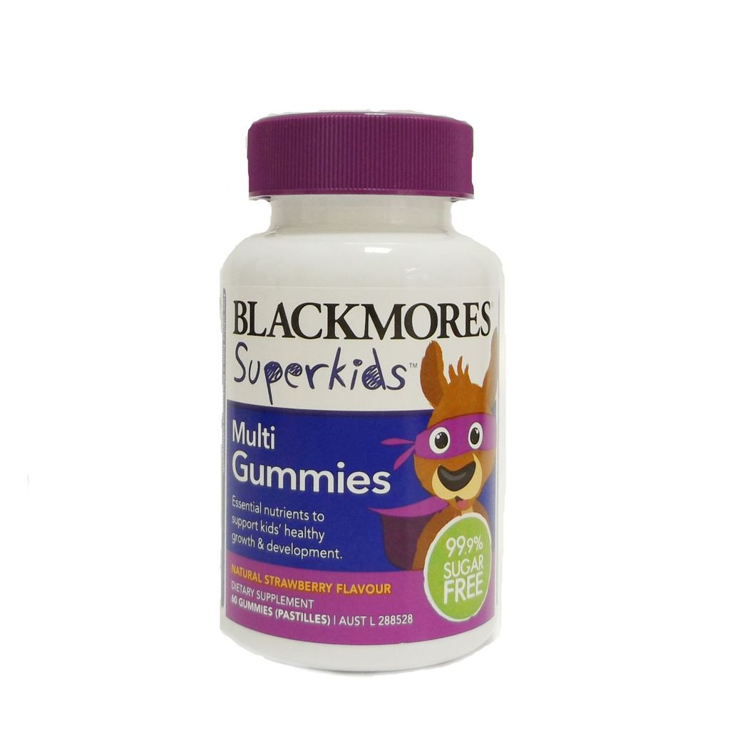 Blackmores Superkids Multi Gummies 60s